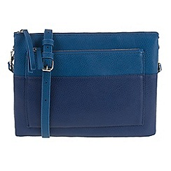 Parfois - Blue river cross bag