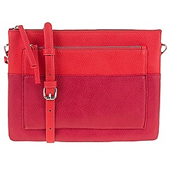 Parfois - Red river cross bag