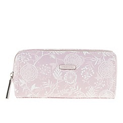 Parfois - Light pink Linea cosmetic purse
