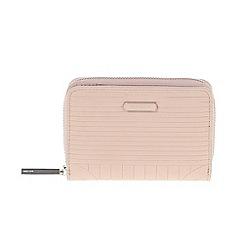 Parfois - Beige Wallet wallet pvc fantasy beige