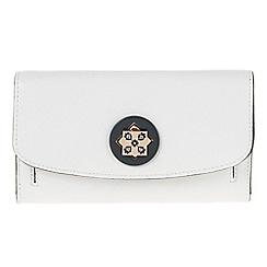 Parfois - White Patchy Tile Wallet