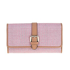 Parfois - Pink Ramadan straw wallet