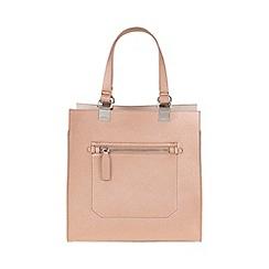 Parfois - Dark Orange 'Beginning Basic' shopper bag