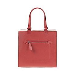 Parfois - Red 'Beginning Basic' shopper bag