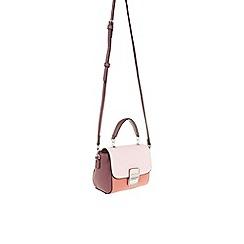 Parfois - Pink 'Beginning Basic' cross bag