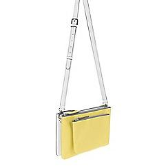 Parfois - Lime Greeb 'Beginning Basic' cross bag