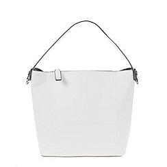 Parfois - White 'Beginning' handbag