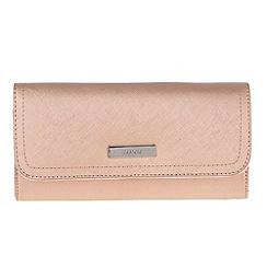 Parfois - Dark Orange 'Beginning' basic wallet