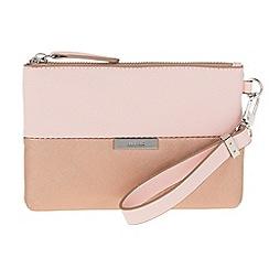 Parfois - Dark Orange 'Beginning Basic' cosmetic purse