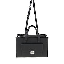 Parfois - Black 'Beginning' briefcase