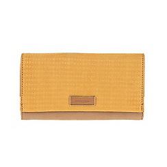 Parfois - Mustard 'Geo' wallet