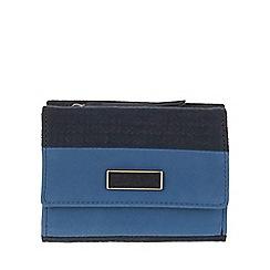 Parfois - Navy 'Geo' wallet
