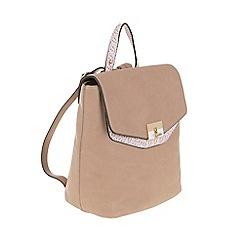 Parfois - Brown 'Montana' backpack