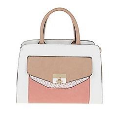 Parfois - White 'Montana' tote bag