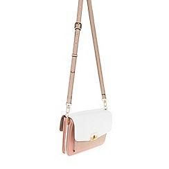 Parfois - White 'Montana' cross bag