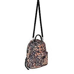 Parfois - Brown 'Autumn' backpack