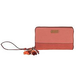 Parfois - Mid Rose 'Geo' wallet
