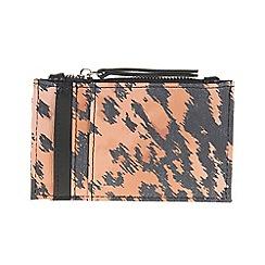 Parfois - Brown 'Autumn' document wallet