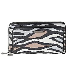Parfois - Beige 'Mondrian' wallet