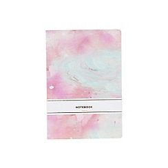 Parfois - Peach stationary notebook