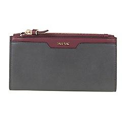 Parfois - Grey 'Cuckoo' wallet
