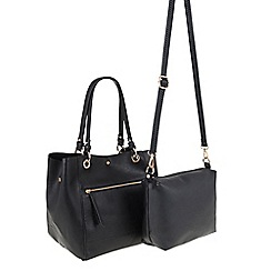 Parfois - Black 'Olguinha' shopper