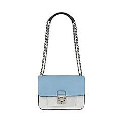 Parfois - Green 'Savage' beauty cross bag