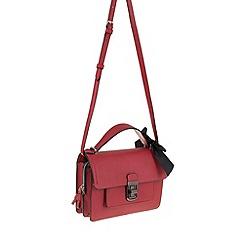 Parfois - Red 'Nylon fantasy' cross bag
