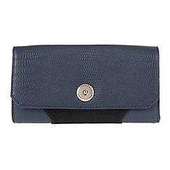 Parfois - Navy 'Powerful' wallet
