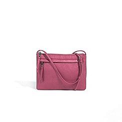 Parfois - Pink figo cross bag