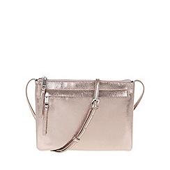 Parfois - Pink 'Figo' cross bag