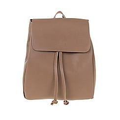 Parfois - Brown 'Formentera' backpack