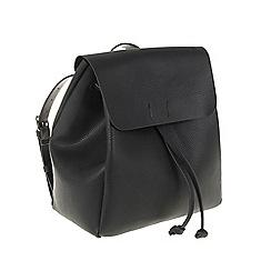 Parfois - Black 'Formentera' backpack