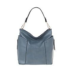 Parfois - Mid Blue 'Skyfall' handbag