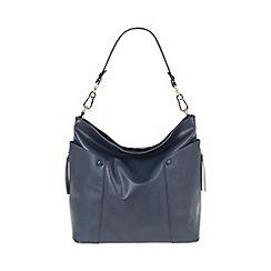 Parfois - Navy 'Skyfall' handbag