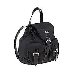 Parfois - Black 'Simba' backpack