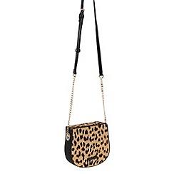 Parfois - Camel 'Simba' cross bag