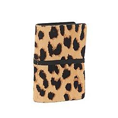 Parfois - Camel 'Simba' document wallet