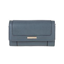 Parfois - Blue 'Skyfall' wallet