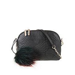 Parfois - Green 'Raver' cross bag