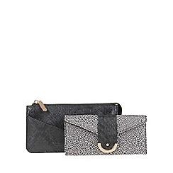 Parfois - Green 'Raver' wallet