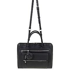 Parfois - Black 'Dixon' briefcase