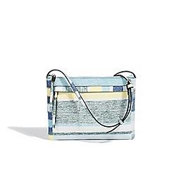 Parfois - Blue figo cross bag