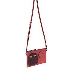 Parfois - Saf nylon fantasy cosmetic purse