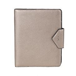 Parfois - Silver 'Metallic' notebook
