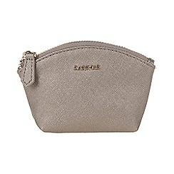 Parfois - Silver 'Basic' purse