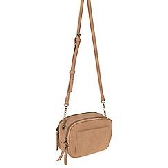 Parfois - Camel 'Soly' cross bag