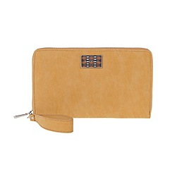 Parfois - Mustard Yellow 'Roxane' wallet