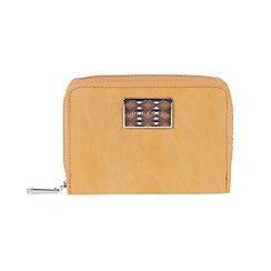 Parfois - Yellow 'Roxane' wallet