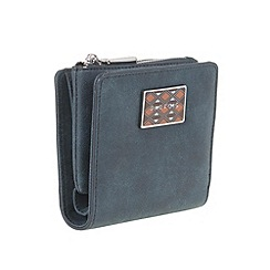 Parfois - Dark Blue 'Roxane' wallet